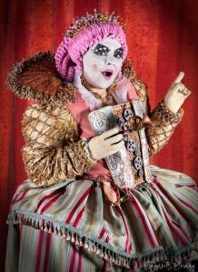Steampunk Circus Clown, 2013
