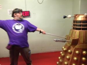 Dancing Daleks