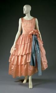 1927 Lanvin Robe de Style.  Cincinnati Art Museum Collection.