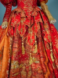 "JUNE ANDERSON Stage Worn Opera Gown in Handel's ""ORLANDO"""