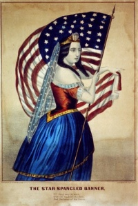 The Star Spangled Banner Advertisement.  Library of Congress.