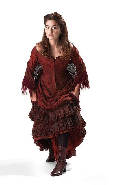 School Dance Clara-costume