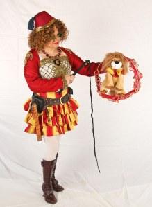 The Lion Tamer!