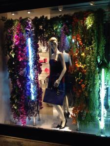 Dior Window.