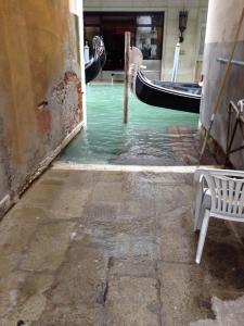 The floody floody.