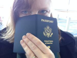 It is important to ALWAYS bring your passport TO the airport...