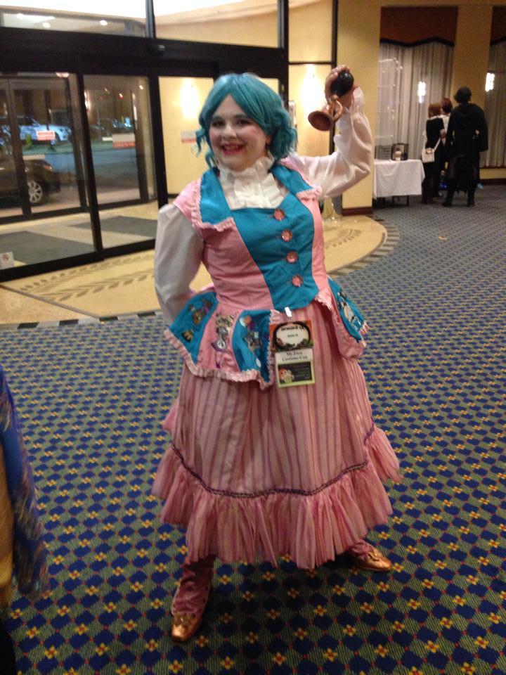 Chelsey The Steampunk Clown, take 2