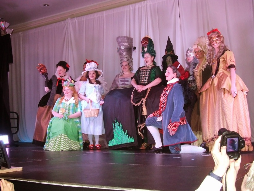 Costume Con 32: The Miss Oz Pageant